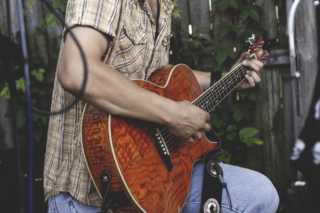 acoustic guitar amp settings