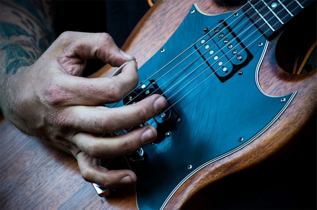 metal guitar tone